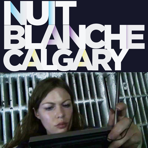 Erin Gee - Nuit Blanche Calgary